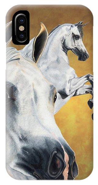 Horse iPhone Case - Inspiration by Kristen Wesch