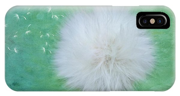 Inspirational Art - Some See A Wish IPhone Case