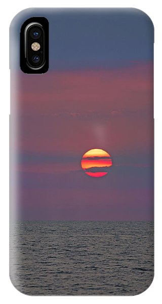 Sun Set iPhone Case - Inspiring Glow by Betsy Knapp