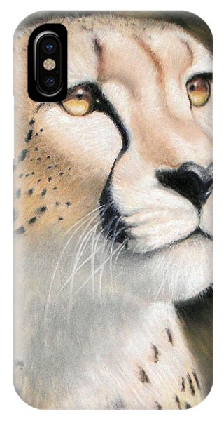 Intensity - Cheetah IPhone Case