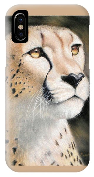 Intensity - Cheetah IPhone Case