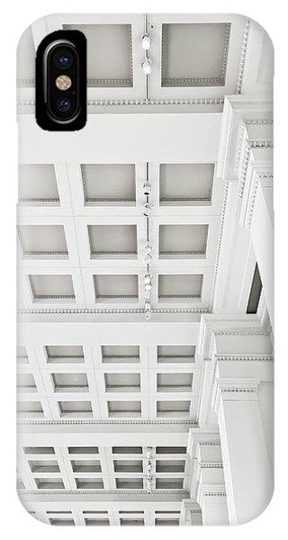 Interior Ceiling Detail IPhone Case