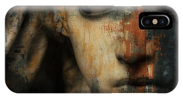 Mixed-media iPhone Case - Intermezzo by Paul Lovering
