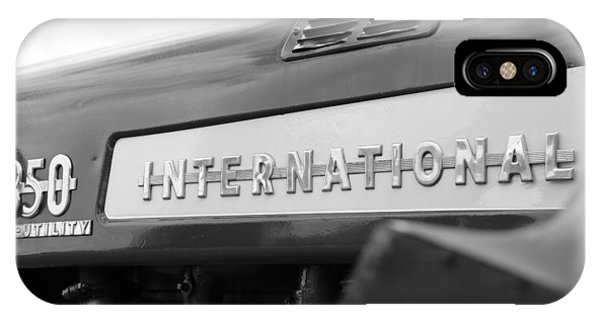 International 350 IPhone Case