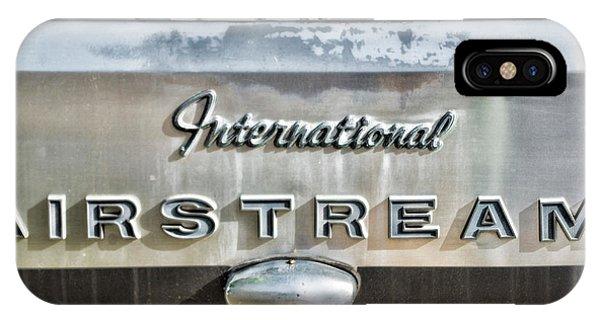 International Airstream IPhone Case