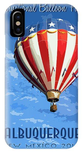 International Balloon Fiesta IPhone Case