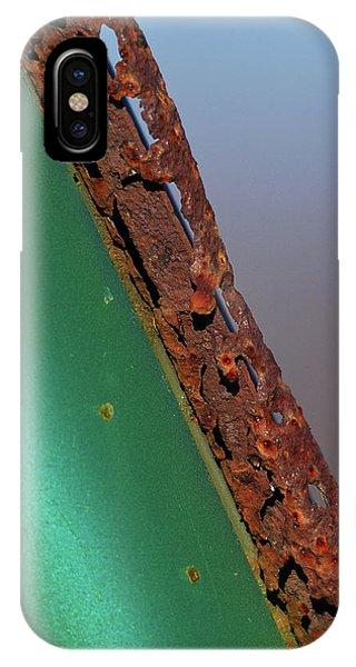 Skipjack iPhone Case - International Green by Susan Capuano