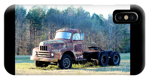International Harvester R200 Series Truck IPhone Case