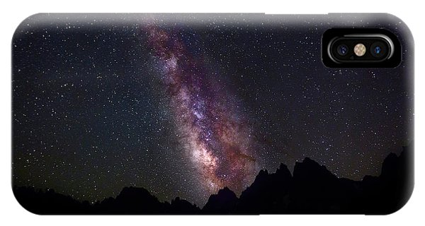 Kings Canyon iPhone Case - Interstellar Highway by Brian Knott Photography