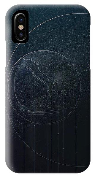 Interstellar Movie Poster IPhone Case