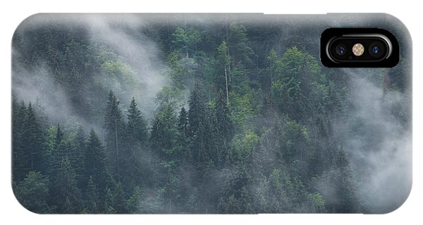 Into Deep Forest IPhone Case