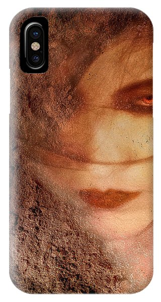 Into Dust IPhone Case