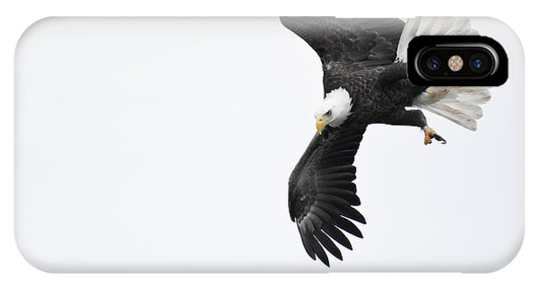 Into The Dive IPhone Case