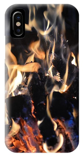 Into The Fire IPhone Case