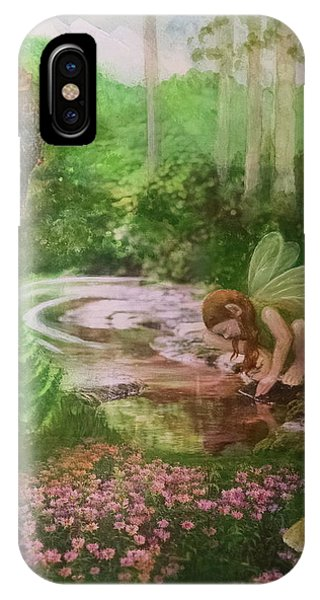 Into The Hollow Hills IPhone Case