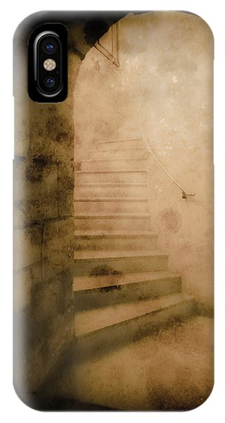London, England - Into The Light II IPhone Case