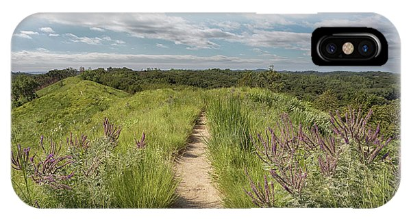 Into The Loess Hills IPhone Case