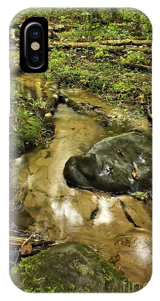 Into The Stream 8 IPhone Case