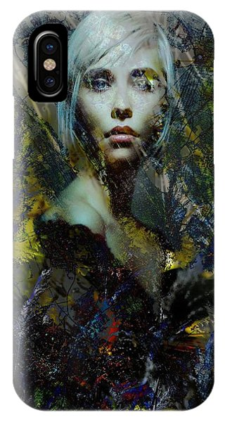 IPhone Case featuring the photograph Into The Woods by Richard Ricci
