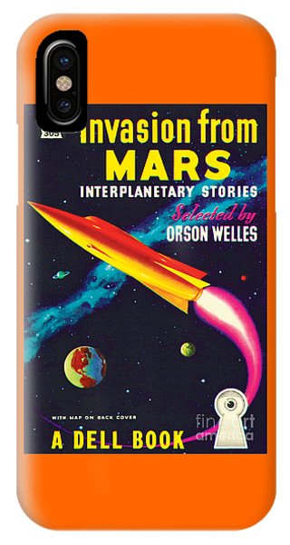 Invasion From Mars IPhone Case
