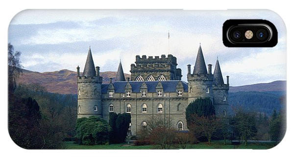 Inveraray Castle IPhone Case