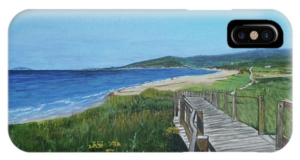 Inverness Beach IPhone Case