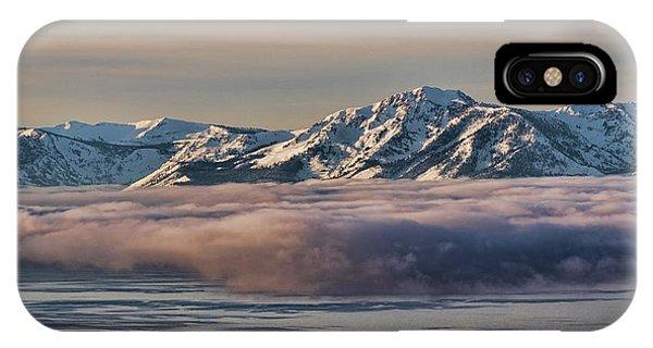 Inversion Tahoe IPhone Case