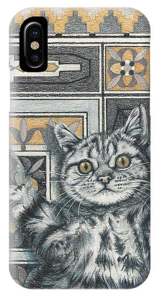 Invisible Cat IPhone Case