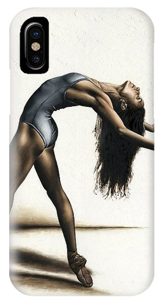 Dance iPhone Case - Invitation To Dance by Richard Young