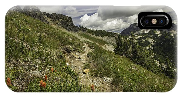 Inviting Trail IPhone Case