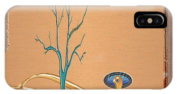 IPhone Case featuring the digital art Inw_20a5563-sq_sap-run-feathers-to-come by Kateri Starczewski