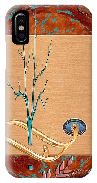 IPhone Case featuring the digital art Inw_20a5563_sap-run-feathers-to-come by Kateri Starczewski