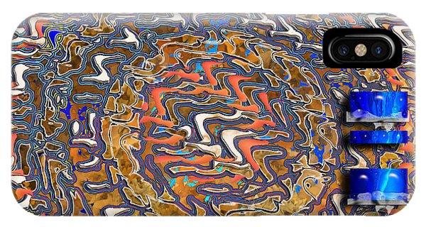 IPhone Case featuring the digital art Inw_20a5574_slim-passage by Kateri Starczewski