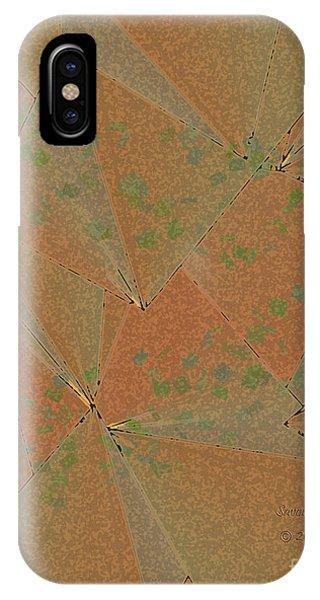 IPhone Case featuring the digital art Inw_20a6150 Savory by Kateri Starczewski