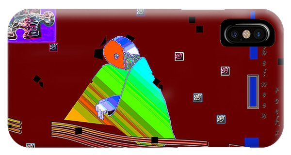 IPhone Case featuring the digital art Inw_20a6451_between-rocks by Kateri Starczewski