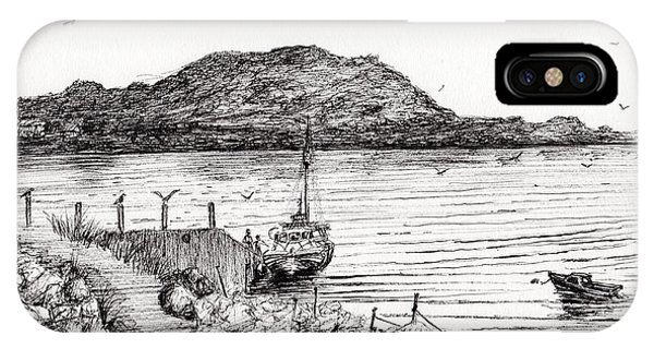 Iona From Mull IPhone Case