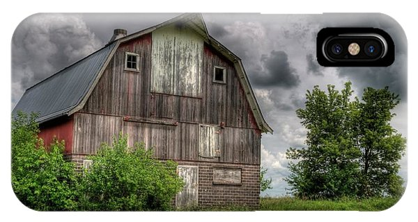 Iowa Barn IPhone Case