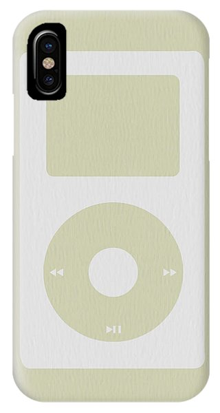 Retro iPhone Case - iPod by Naxart Studio