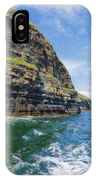 Ireland Cliffs IPhone Case