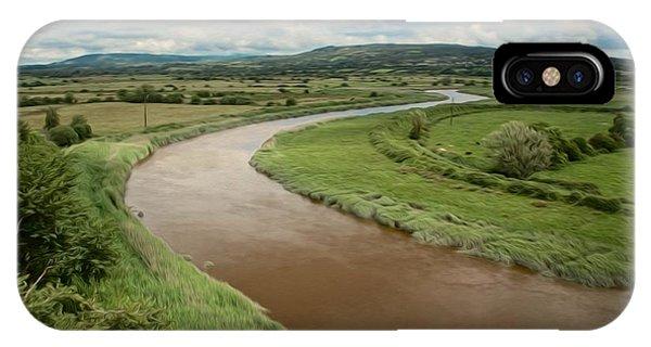 Ireland River IPhone Case