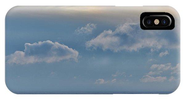 Iridescence Horizon IPhone Case