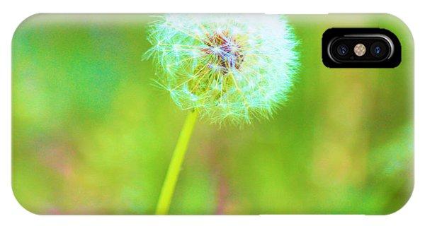 Iridescent Glow IPhone Case