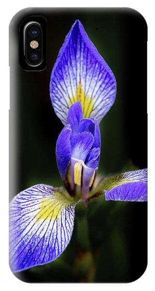 Iris #1 IPhone Case