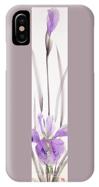 Iris 12050017-2fy IPhone Case