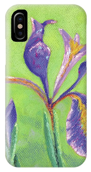 Iris For Iris IPhone Case