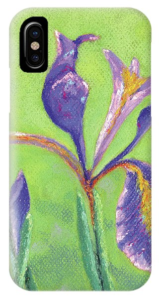 Iris For Iris IPhone Case