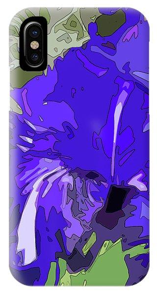 Iris Impressions IPhone Case