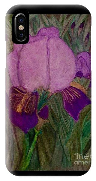 Iris - Magic Man. IPhone Case