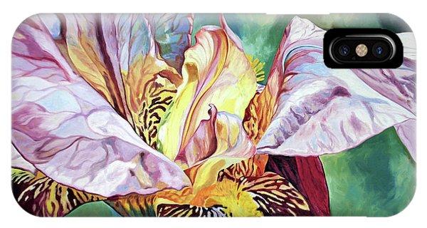 Iris Passion 1993 IPhone Case
