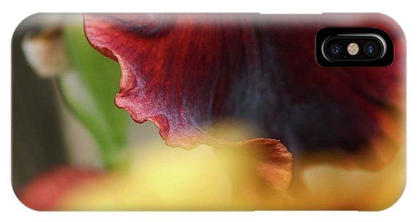 Iris Petals 2 -  IPhone Case